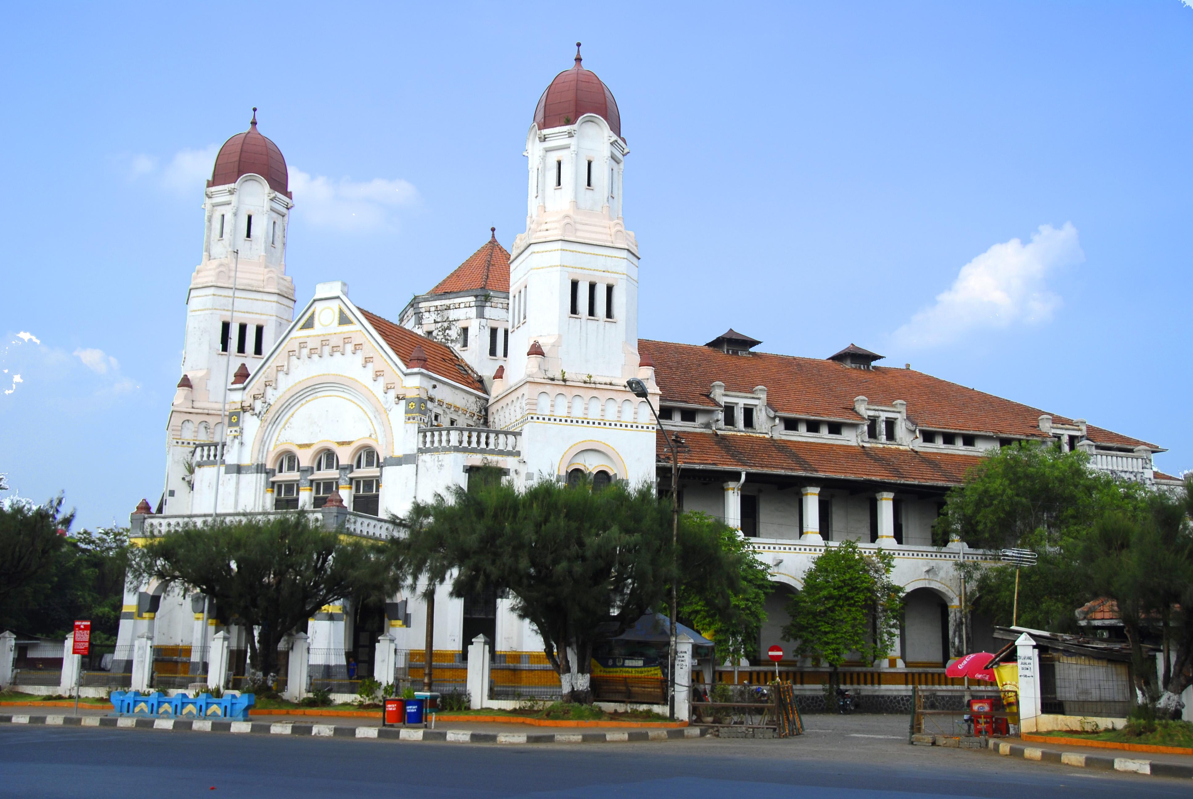 Objek Wisata Di Semarang